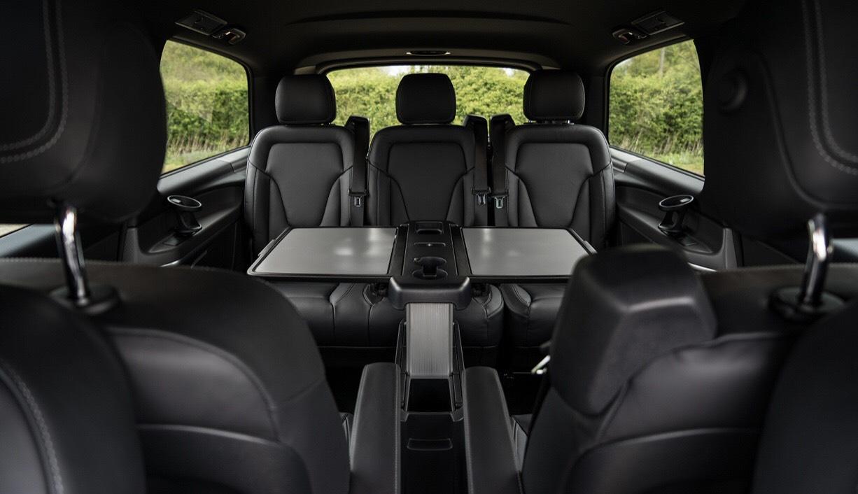 7 seater Mercedes V Class V250d